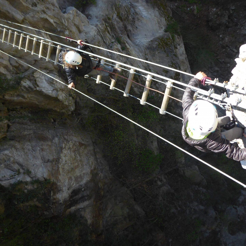 Canyoning Haute-Savoie Megève Saint Gervais